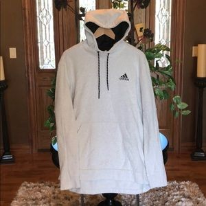 Adidas XL men's hoodie new